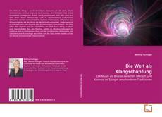 Bookcover of Die Welt als Klangschöpfung