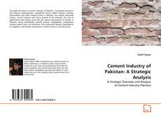 Bookcover of Cement Industry of Pakistan: A Strategic Analysis