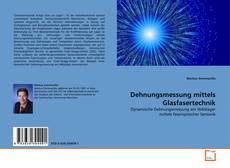 Buchcover von Dehnungsmessung mittels Glasfasertechnik