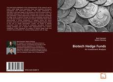 Bookcover of Biotech Hedge Funds