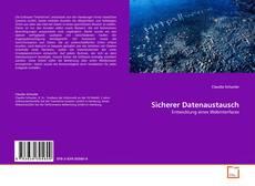 Buchcover von Sicherer Datenaustausch