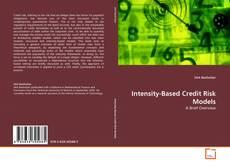Copertina di Intensity-Based Credit Risk Models