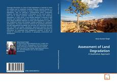 Bookcover of Assessment of Land Degradation