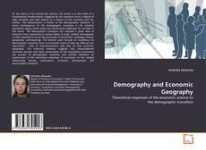 Portada del libro de Demography and Economic Geography