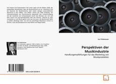 Buchcover von Perspektiven der Musikindustrie