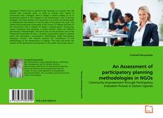 Copertina di An Assessment of participatory planning methodologies in NGOs