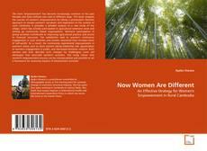 Buchcover von Now Women Are Different