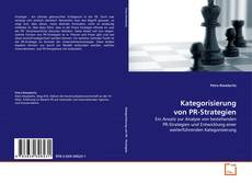 Bookcover of Kategorisierung von PR-Strategien