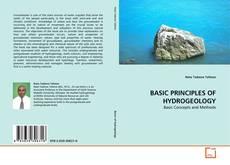 Capa do livro de BASIC PRINCIPLES OF HYDROGEOLOGY