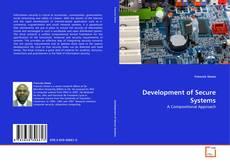 Portada del libro de Development of Secure Systems