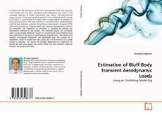 Copertina di Estimation of Bluff Body Transient Aerodynamic Loads