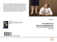 Buchcover von Frau-Mann im Bewerbungsgespräch