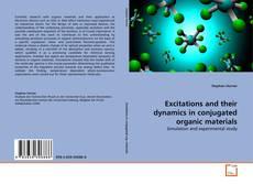 Copertina di Excitations and their dynamics in conjugated organic materials