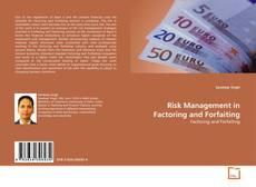 Buchcover von Risk Management in Factoring and Forfaiting