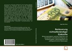 Portada del libro de Besteuerung nichtselbständiger Einkünfte