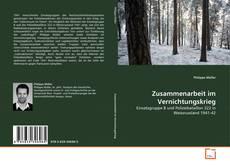 Zusammenarbeit im Vernichtungskrieg kitap kapağı