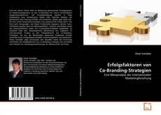 Borítókép a  Erfolgsfaktoren von Co-Branding-Strategien - hoz