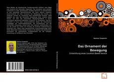 Buchcover von Das Ornament der Bewegung
