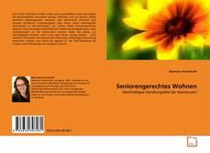 Portada del libro de Seniorengerechtes Wohnen