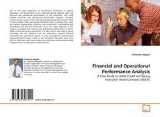 Couverture de Financial and Operational Performance Analysis