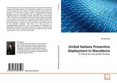 Copertina di United Nations Preventive Deployment in Macedonia