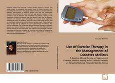 Обложка Use of Exercise Therapy in the Management of Diabetes Mellitus