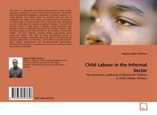 Bookcover of Child Labour in the Informal Sector