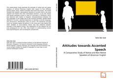 Buchcover von Attitudes towards Accented Speech