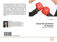 Bookcover of Kampf der deutschen TV-Systeme