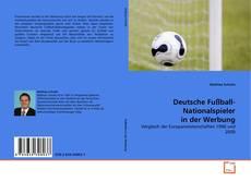 Обложка Deutsche Fußball-Nationalspieler in der Werbung