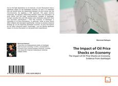 Capa do livro de The Impact of Oil Price Shocks on Economy