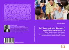 Couverture de Self-Concept and Students' Academic Performance