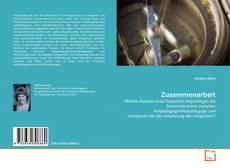 Zusammenarbeit kitap kapağı