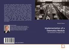 Buchcover von Implementation of a Telematics Module