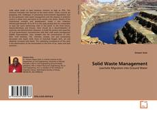 Couverture de Solid Waste Management