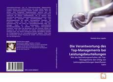 Die Verantwortung des Top-Managements bei Leistungsbeurteilungen kitap kapağı