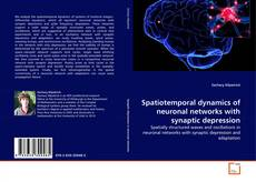 Bookcover of Spatiotemporal dynamics of neuronal networks with synaptic depression