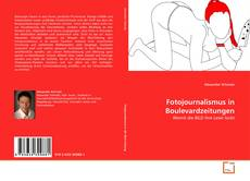 Couverture de Fotojournalismus in Boulevardzeitungen