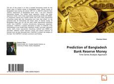 Bookcover of Prediction of Bangladesh Bank Reserve Money