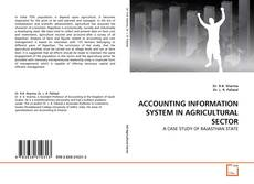 ACCOUNTING INFORMATION SYSTEM IN AGRICULTURAL SECTOR kitap kapağı