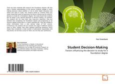 Bookcover of Student Decision-Making