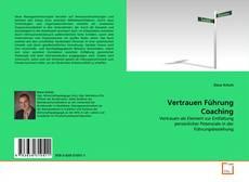 Portada del libro de Vertrauen Führung Coaching