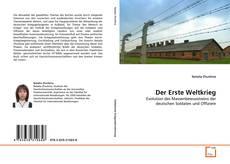 Buchcover von Der Erste Weltkrieg