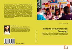 Portada del libro de Reading Comprehension Pedagogy