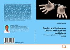 Couverture de Conflict and Indigenous Conflict Management Institutions