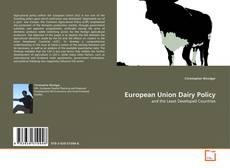 Borítókép a  European Union Dairy Policy - hoz