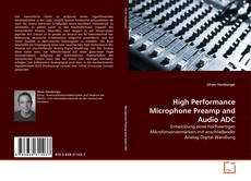 High Performance Microphone Preamp and Audio ADC的封面