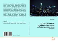 Buchcover von Spatial Mismatch Hypothesis Revisited