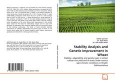 Couverture de Stability Analysis and Genetic Improvement in Wheat
