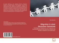 Capa do livro de Migration in einer deutschen Gemeinde